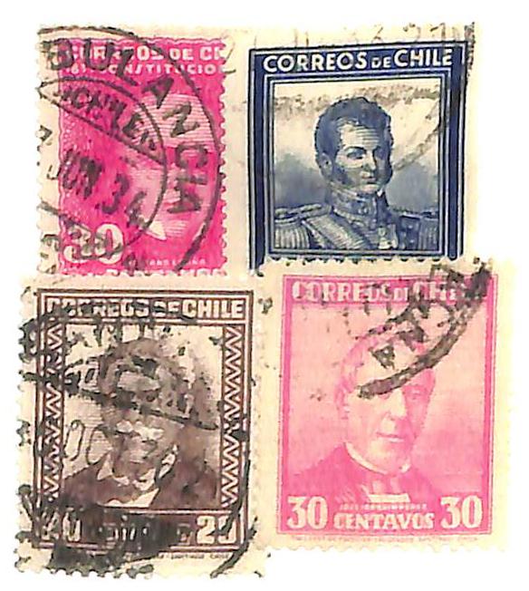 1931-34 Chile