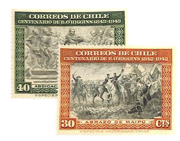 1945 Chile