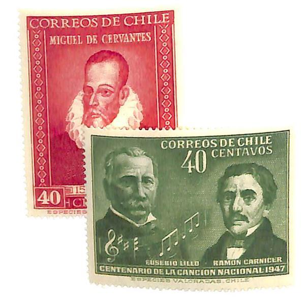1947 Chile