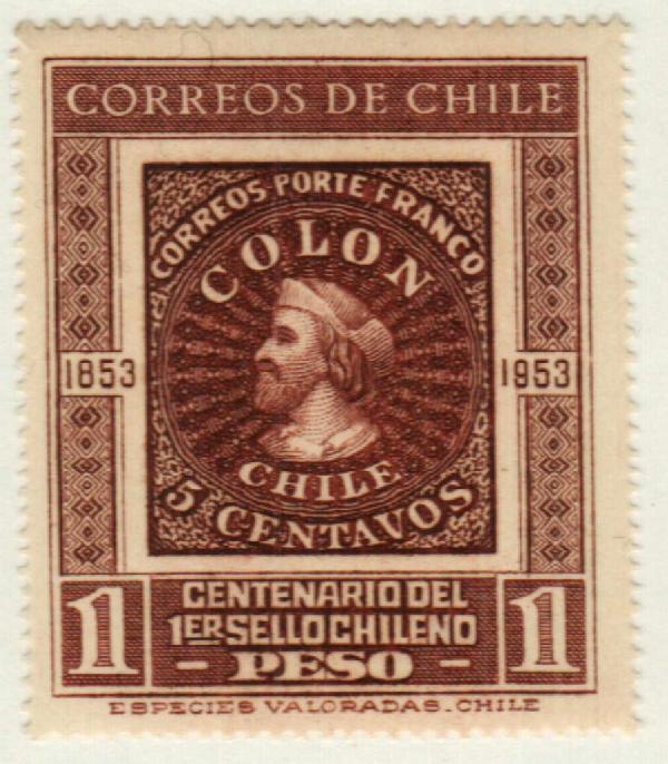 1953 Chile