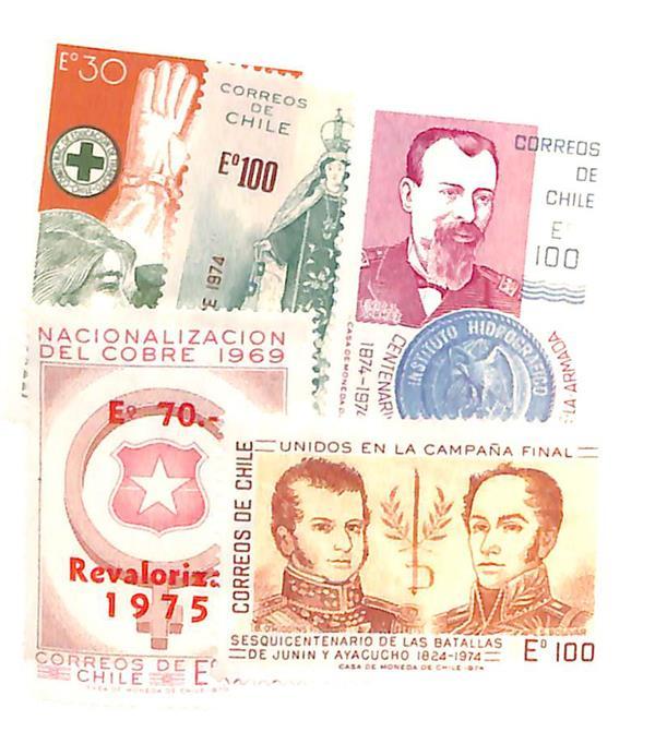 1974-75 Chile