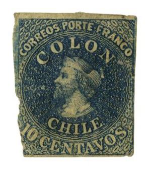 1854 Chile