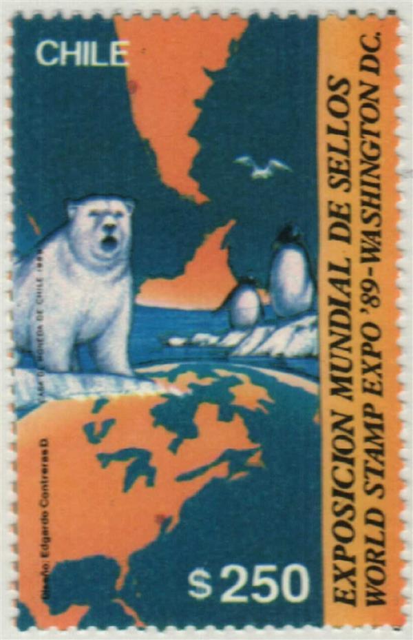 1989 Chile