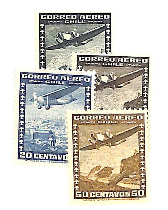 1935-38 Chile