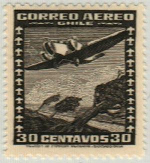 1935 Chile