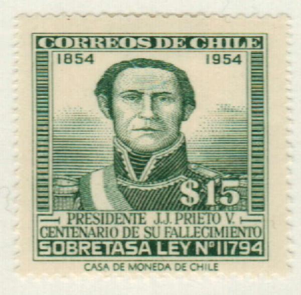1957 Chile