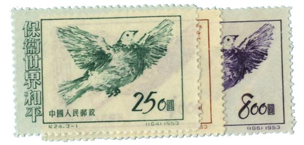 1953 China, People's Republic of