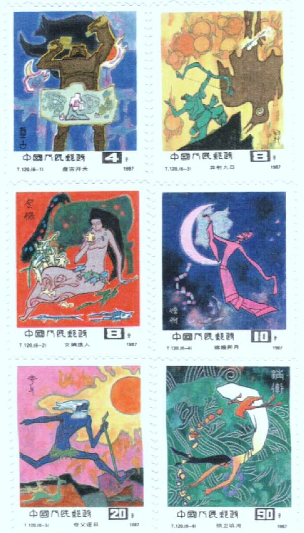 1987 China, People's Republic of