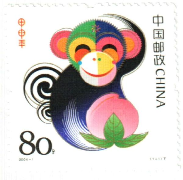 2004 China, People's Republic of