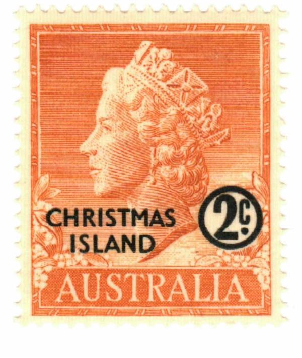 1958 Christmas Island