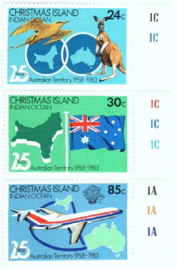 1983 Christmas Island