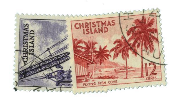 1963 Christmas Island