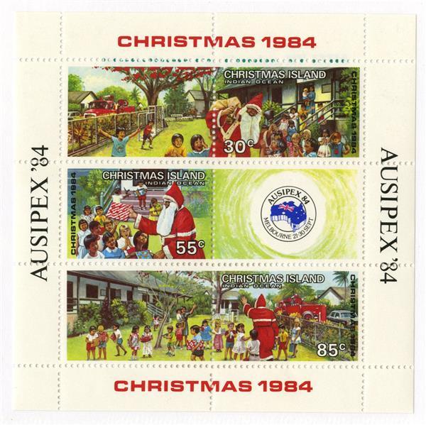1984 Christmas Island