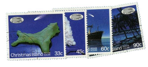 1986 Christmas Island