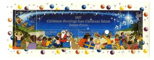 1987 Christmas Island