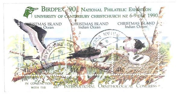 1990 Christmas Island