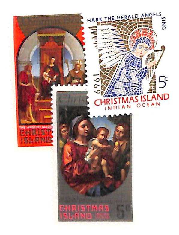 1969-70 Christmas Island
