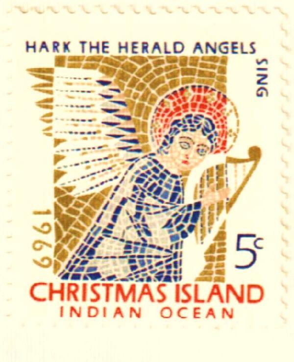 1969 Christmas Island