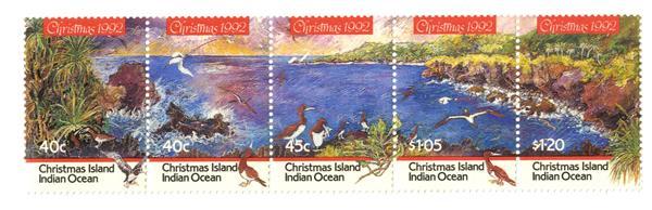 1992 Christmas Island