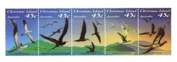 1993 Christmas Island
