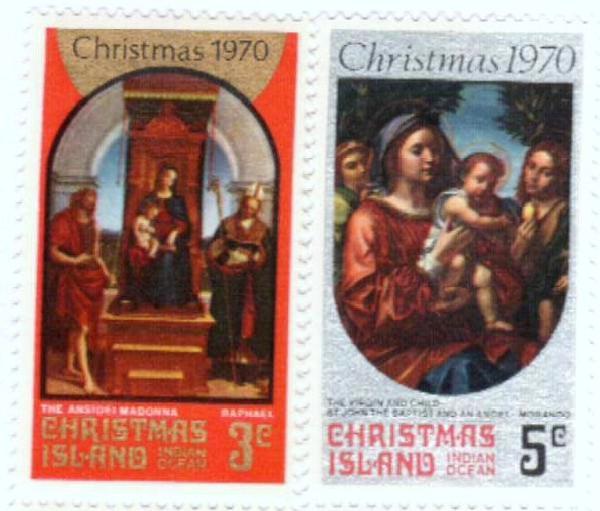 1970 Christmas Island