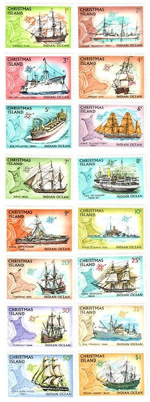 1972-73 Christmas Island