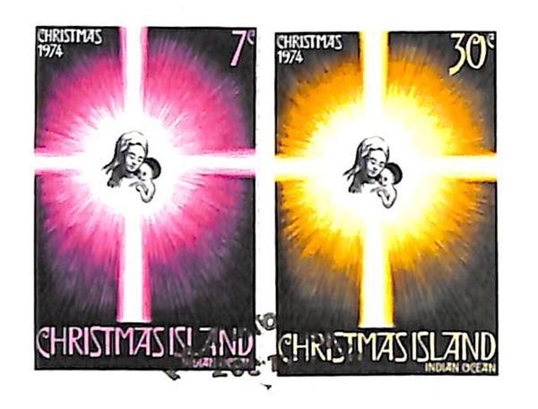 1974 Christmas Island