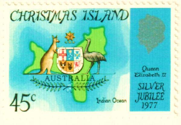 1977 Christmas Island