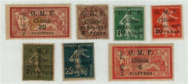 1920 Cilicia