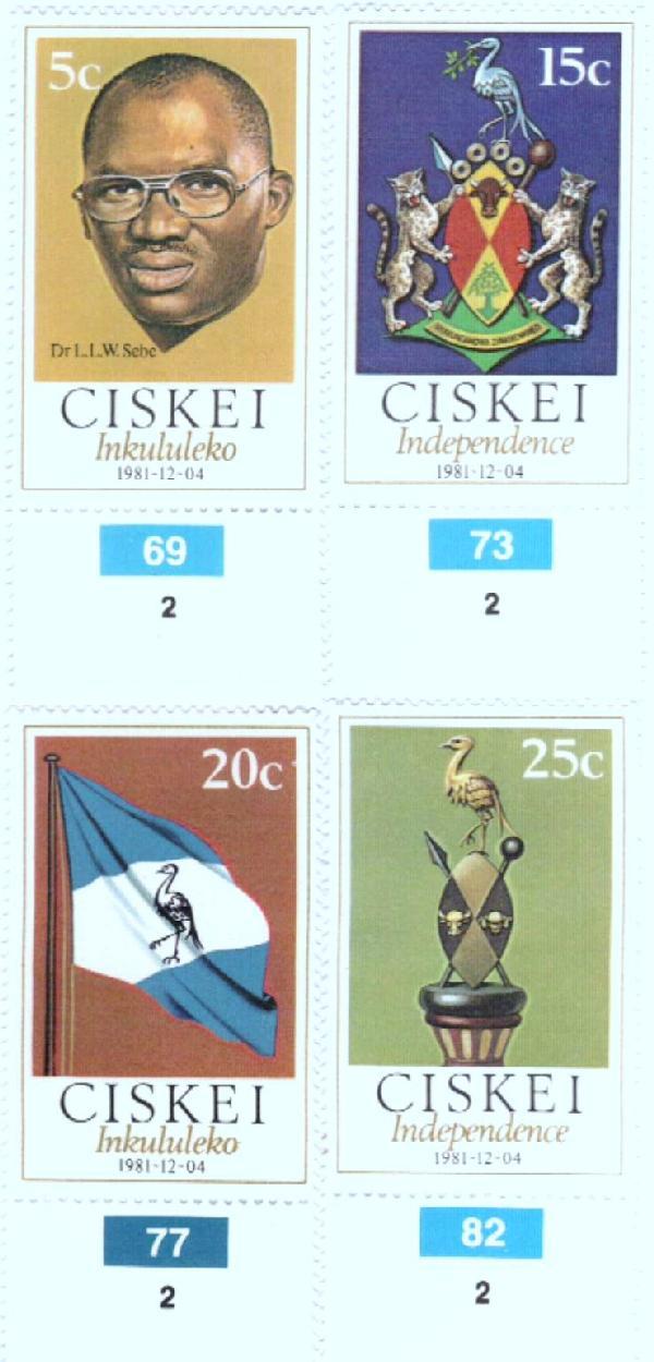 1981 Ciskei