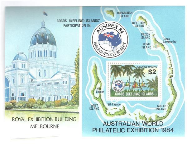 1984 Cocos Island