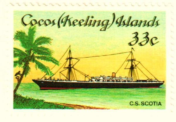1985 Cocos Island
