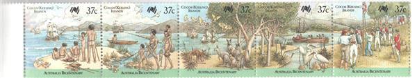 1988 Cocos Island