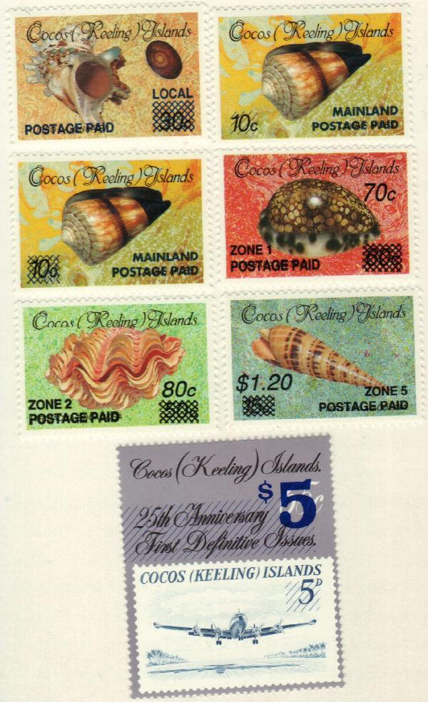 1990-91 Cocos Island