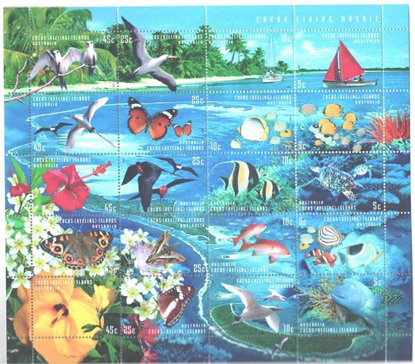 1999 Cocos Island