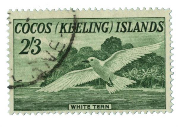 1963 Cocos Island