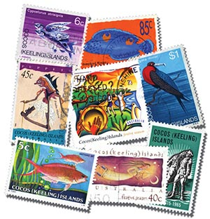 Cocos Islands (Keeling Islands), 50v