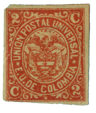 1881 Colombia
