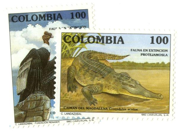 1992 Colombia
