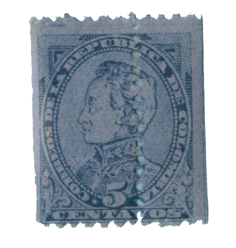 1886 Colombia