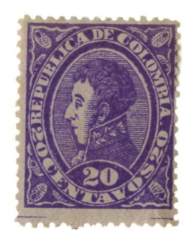 1889 Colombia