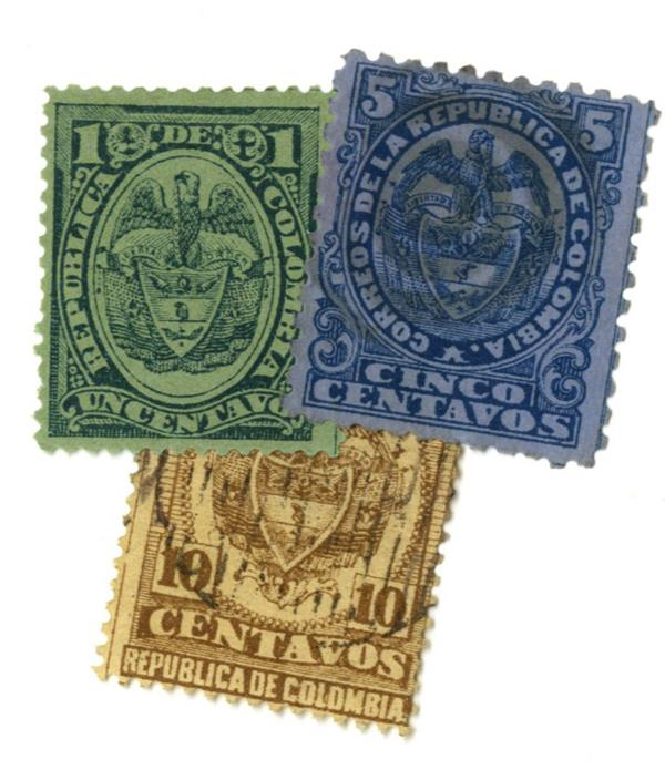 1890-91 Colombia