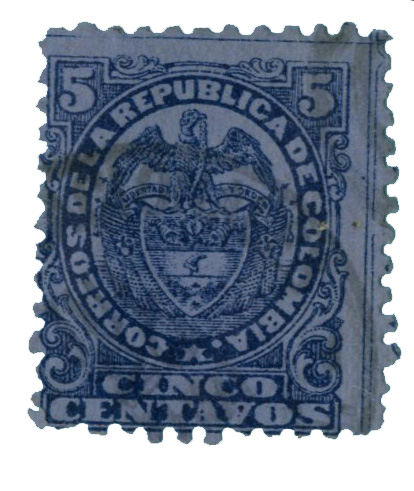 1890 Colombia