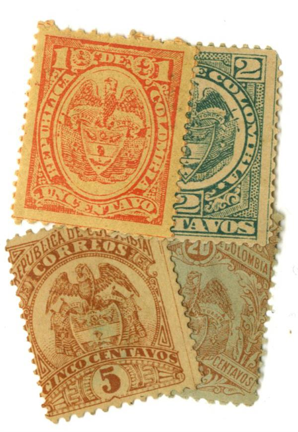 1892 Colombia
