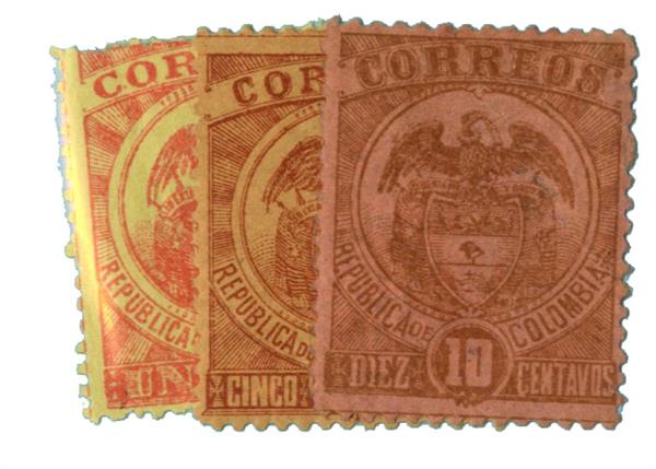 1899 Colombia