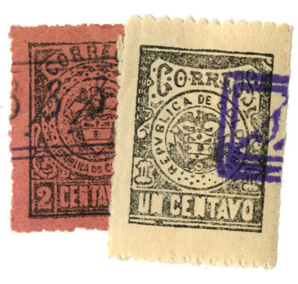 1901 Colombia