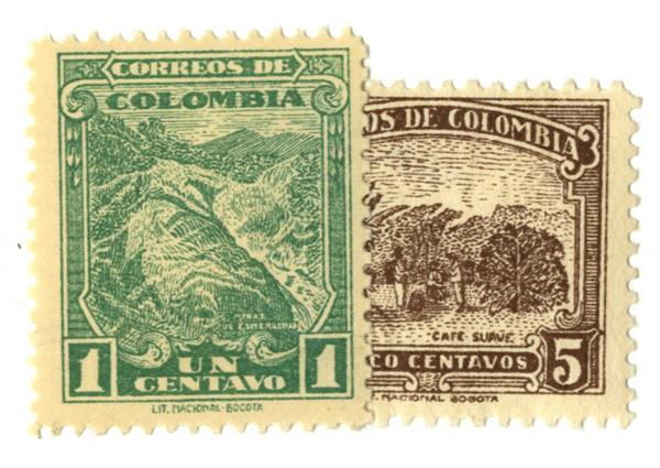 1935-36 Colombia