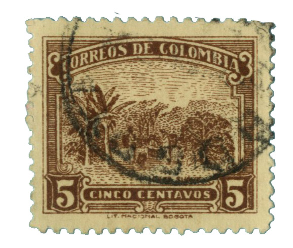 1936 Colombia