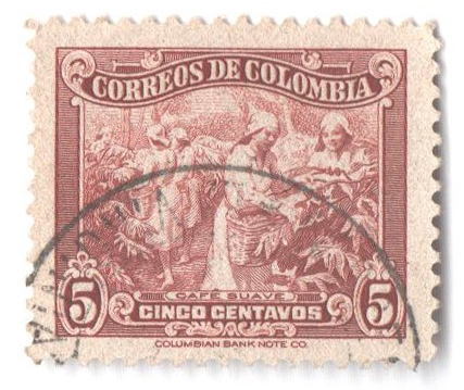 1944 Colombia