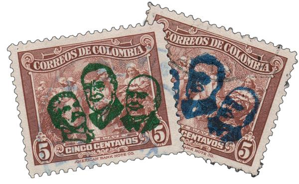 1945 Colombia